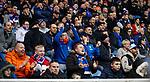 27.02.2019: Rangers v Dundee: Rangers fans