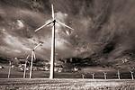 Infrared Windmills
