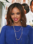 Sharon Leal at The Screen Gems L.A. Premiere of Jumping the Broom held at The Cinerama Dome Theatre in Hollywood, California on May 04,2011                                                                               © 2011 Hollywood Press Agency