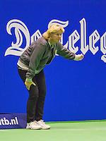 11-12-12, Rotterdam, Tennis, Masters 2012, Lineswoman