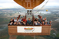 20120627 June 27 Hot Air Balloon Cairns