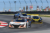 Pirelli World Challenge<br /> Grand Prix of Mid-Ohio<br /> Mid-Ohio Sports Car Course, Lexington, OH USA<br /> Saturday 29 July 2017<br /> Ryan Eversley<br /> World Copyright: Richard Dole/LAT Images<br /> ref: Digital Image RD_MIDO_17_237