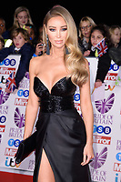 Lauren Pope<br /> at the Pride of Britain Awards 2017 held at the Grosvenor House Hotel, London<br /> <br /> <br /> ©Ash Knotek  D3342  30/10/2017