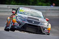 Race of Germany Nürburgring Nordschleife 2016 Free Training 1 ETCC 2016 #119Krenek Motorsport SEAT León Christjohannes Schreiber (CHE) © 2016 Musson/PSP. All Rights Reserved.