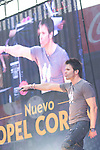 02.06.2012. The singer Robert Ramirez in the ´Cadena 100´ 20 th anniversary Concert at the stadium Vicente Calderon in Madrid. In the image: Robert Ramirez  (Alterphotos/Marta Gonzalez)