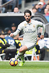 Isco Alarcon of Real Madrid runs with the ball during the match Real Madrid vs RCD Espanyol, a La Liga match at the Santiago Bernabeu Stadium on 18 February 2017 in Madrid, Spain. Photo by Diego Gonzalez Souto / Power Sport Images