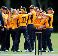 110104 Women's T20 Cricket - Wellington Blaze v Canterbury Magicians