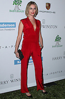 CULVER CITY, CA - NOVEMBER 09: Actress Rebecca Romijn arrives at the 2nd Annual Baby2Baby Gala held at The Book Bindery on November 9, 2013 in Culver City, California. (Photo by Xavier Collin/Celebrity Monitor)