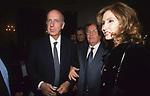 LILLIO E MARIA PIA SFORZA RUSPOLI CON  MIKHAIL GORBACIOV <br /> COCKTAIL PARTY N ONORE DI GORBACIOV - HOTEL BAGLIONI ROMA 11-2000