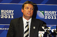 080904 Rugby - RWC 2011 Venue Announcement