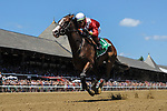 By Your Side wins the Sanford Stakes ridden by Irad Ortiz jruly 13, 2019 : By Your Side #5, ridden by Irad Ortiz, wins the Sanford Stakes during racing at Saratoga Race Course in Saratoga Springs, New York. Robert Simmons/Eclipse Sportswire/CSM