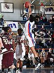 Texas - Arlington Mavericks forward Briana Walker (21) in action during the game between the Texas State Bobcats and the UTA Mavericks held at the University of Texas at Arlington's, Texas Hall, in Arlington, Texas. UTA defeats Texas State 79 to 63