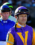 16 APR - Jockey Jon Court rode Rick Fires trained Archarcharch to victory in the 75th Running of THE ARKANSAS DERBY at Oaklawn Park in Hot Springs, Arkansas.