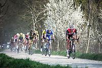 chasing group<br /> <br /> 82nd Gent – Wevelgem in Flanders Fields 2019 (1.UWT)<br /> Deinze – Wevelgem: 251,5km<br /> ©kramon