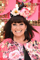 """Dawn French<br /> arrives for the World Premiere of """"Absolutely Fabulous: The Movie"""" at the Odeon Leicester Square, London.<br /> <br /> <br /> ©Ash Knotek  D3137  29/06/2016"""