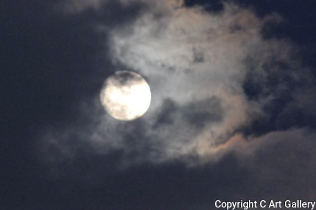 Evening Clouds 7