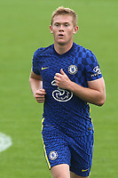 Lewis Kieran Hall of Chelsea U19's during Chelsea Under-19 vs FC Zenit Under-19, UEFA Youth League Football at Cobham Training Ground on 14th September 2021