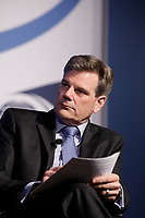 Benoit Daignault,<br /> President and Chief Executive Officer, Export Development Canada (EDC)<br /> attend the International Economic Forum of the Americas 20th Edition, from June 9-12, 2014 <br /> <br />  Photo : Agence Quebec Presse - Pierre Roussel