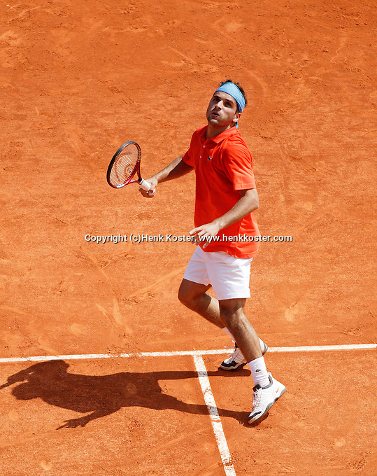 18-4-06, Monaco, Tennis,Master Series, Clement