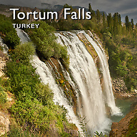 Pictures & Images of the Tortum Waterfalls Turkey-