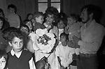 GINA LOLLOBRIGIDA IN VISITA ALLA SUA CITTA' NATIA - SUBIACO 1971