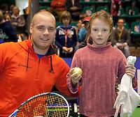 19-12-10, Tennis, Rotterdam, Reaal Tennis Masters 2010,