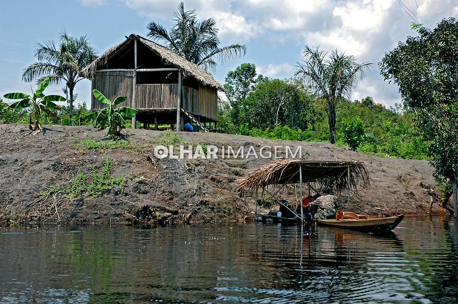 Comunidade Bacucuara. Amazonas. 2008. Foto de Zig Koch.
