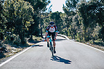 Chris Juul Jensen (DEN/IRL) Team BikeExchange men's squad during their recent training camp in Calpe, Spain. 18th January 2021.<br /> Picture: Sara Cavallini/GreenEDGE Cycling | Cyclefile<br /> <br /> All photos usage must carry mandatory copyright credit (© Cyclefile | Sara Cavallini/GreenEDGE Cycling)