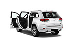 Car images of 2018 JEEP Grand-Cherokee Overland 5 Door SUV Doors