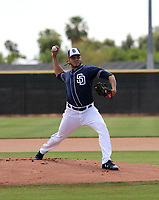 Dinelson Lamet - San Diego Padres 2019 extended spring training (Bill Mitchell)