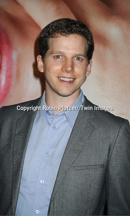 """actor Stark Sands arrives to The World Premiere of """" The Five-Year Engagement"""" at the opening night of The Tribeca Film Festival at the Ziegfeld Theatre in New York City on ..April 18, 2012."""