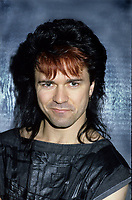 Gowan<br /> Circa 1986- Montreal<br /> Photo : (c) by Pierre Roussel / Images Distribution