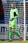 St Johnstone v Aberdeen…13.12.17…  McDiarmid Park…  SPFL<br />Zander Clark<br />Picture by Graeme Hart. <br />Copyright Perthshire Picture Agency<br />Tel: 01738 623350  Mobile: 07990 594431