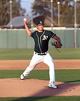 Mason Miller - 2021 Arizona League Athletics (Bill Mitchell)