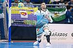 Rios R. Zaragoza Adrian Pereira during Semi-Finals Futsal Spanish Cup 2018 at Wizink Center in Madrid , Spain. March 17, 2018. (ALTERPHOTOS/Borja B.Hojas)