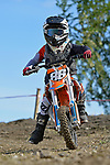 NELSON, NEW ZEALAND - 2021 Mini Motocross Champs: 2.10.21, Saturday 2nd October 2021. Richmond A&P Showgrounds, Nelson, New Zealand. (Photos by Barry Whitnall/Shuttersport Limited) 86