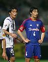 J.League Division 1 match between F.C.Tokyo 3-2 Gamba Osaka at Ajinomoto Stadium