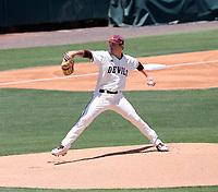 Kai Murphy - 2021 Arizona State Sun Devils (Bill Mitchell)