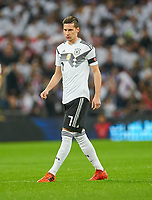 Julian Draxler, GER      <br /> ENGLAND - Germany 0-0<br /> Football: International Friendly, London, Great Britain, 10.11.2017<br /> <br />  *** Local Caption *** © pixathlon<br /> Contact: +49-40-22 63 02 60 , info@pixathlon.de