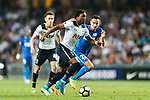 Tottenham Hotspur Midfielder Kaaiah Sterling (L) in action during the Friendly match between Kitchee SC and Tottenham Hotspur FC at Hong Kong Stadium on May 26, 2017 in So Kon Po, Hong Kong. Photo by Man yuen Li  / Power Sport Images