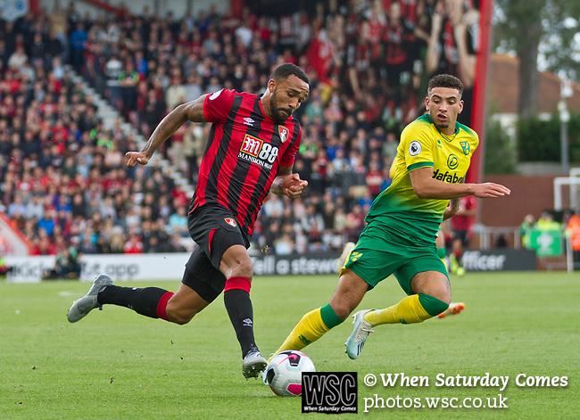 Bournemouth 0 Norwich City 0, 19/10/2019. Dean Court, Premier League. Photo by David Bauckham.
