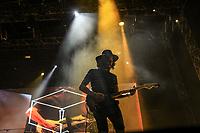 Siddhartha, durante su concierto en el festival Tecate Sonoro. 28 octubre 2017. (Foto: Luis Gutierrez /NortePhoto.com)