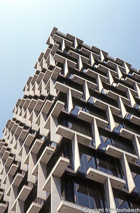 Perth: Council House--facade. Photo '82.