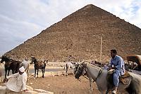 - pyramids of Giza, Cheope's pyramid ....- piramidi di Giza, piramide di Cheope