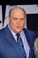 "LOS ANGELES, USA. September 29, 2019: Glenn Fleshler at the premiere of ""Joker"" at the TCL Chinese Theatre, Hollywood.<br /> Picture: Paul Smith/Featureflash"