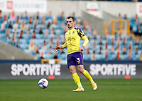 31st October 2020; The Den, Bermondsey, London, England; English Championship Football, Millwall Football Club versus Huddersfield Town; Harry Toffolo of Huddersfield Town