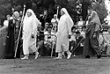 National Eisteddfod in The Rhymney Valley in 1990. Festival of Welsh Literature, music and performance. CREDIT Geraint Lewis