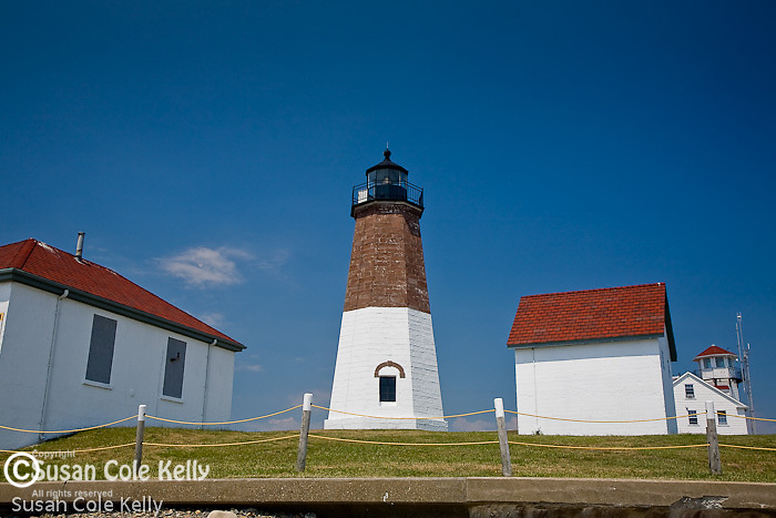 Point Judith Light, Pt Judith, Narragansett RI, USA