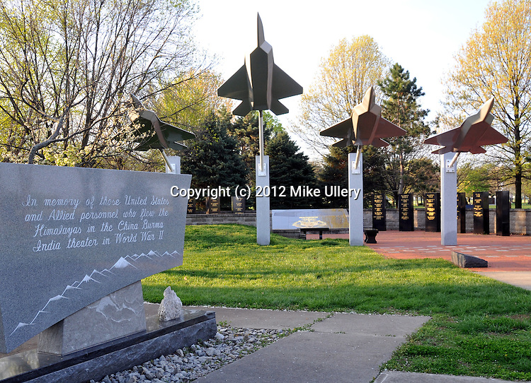 The National Museum of the United States Air Force and the Wright Brothers Memorial.