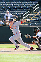 Zack Cozart - Peoria Saguaros, 2009 Arizona Fall League.Photo by:  Bill Mitchell/Four Seam Images..